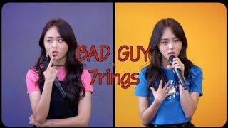 7 rings + BAD GUY | Mashup of Billie Eilish and Ariana Grande