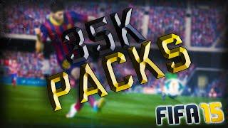 35K PACKS! - Fifa 15 Ultimate Team Thumbnail