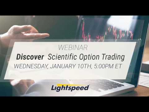 Discover Scientific Option Trading