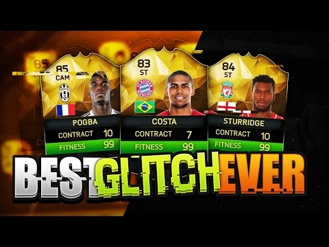 FIFA 16: NEW BEST GLITCH/BUG EVER?! FREE FITNESS ON PLAYERS!!