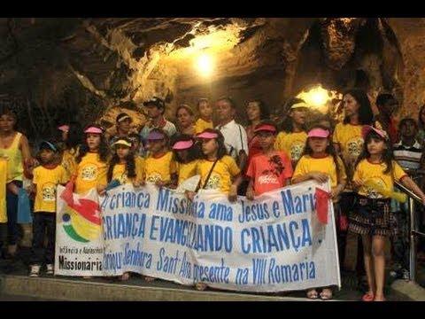Diocese de Bom Jesus da Lapa realiza 8ª Romaria da IAM e Juventude Missionária