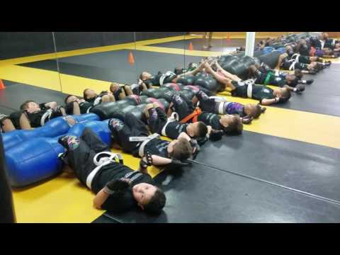 Kids 1 Kick Boxing Training Video 2