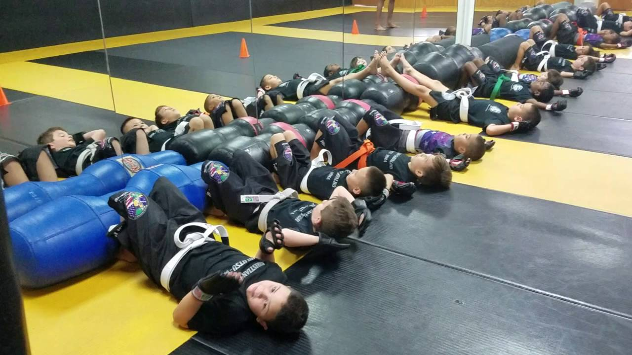 Get fit early: 6 fitness classes for kids to try in the