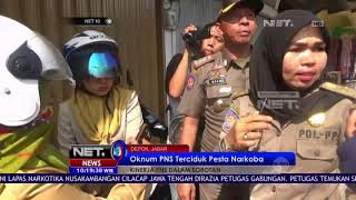 Bolos Bekerja Hingga Terlibat Narkoba, Kinerja PNS Dalam Sorotan - NET10
