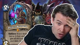 (Hearthstone) Buffs Vs The Bloodreaver