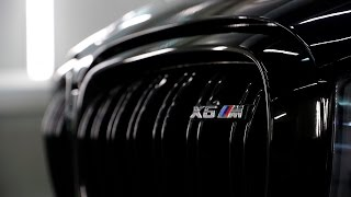 BMW X6M detailing by Revolab