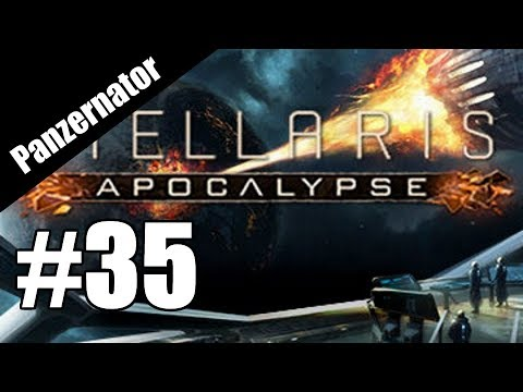 Psionic Shields! Stellaris Cherryh - Apocalypse gameplay episode 35 |