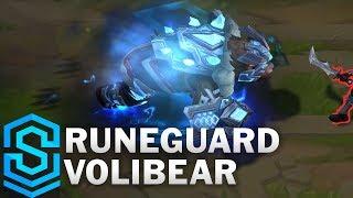 Runeguard Volibear Skin Spotlight - Pre-Release - League of Legends