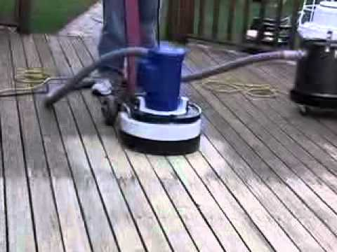 Overview Of How To Use The Onfloor Wood Sanding Machine