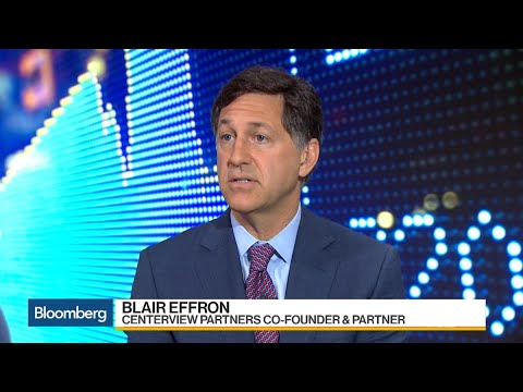Blair Effron Sees Frustration Level Rising for CEOs