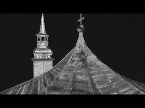 3D modelling of the church of Kazan (Tallinn, Estonia)