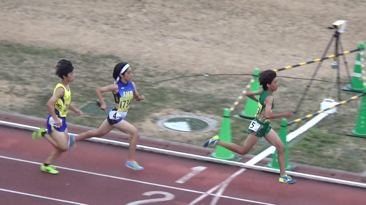 2018千葉県総體陸上競技共通女子800m準決勝3組 - YouTube