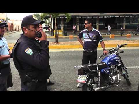 EL DIA DEL POLICIA EN HOMENAJE A LA POLICIA  DE COJEDES - VENEZUELA