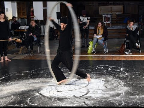 DRAWin festival 2018 by Draw to Perform - Live Drawing Performances