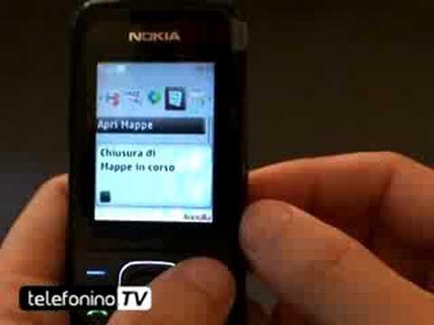 Nokia 3600 classic videoreview da telefonino.net