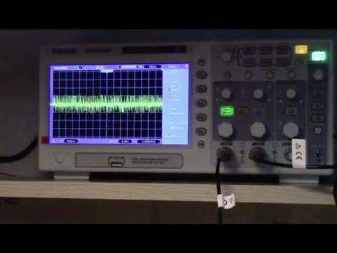 видео: Ремонт цифровой приставки reflect осциллографом hantek dso5102p