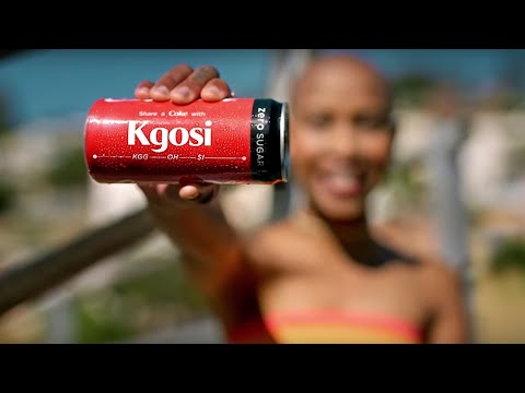 FCB Joburg and the Coke PHONETIC CAN introduces South Africa