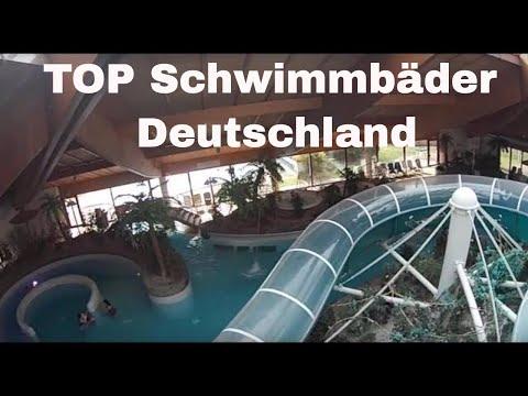 TOP Schwimmbäder Deutschland
