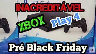 Pré Black Friday 2017 - PS4 e XBox One - Best Buy