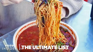 44 Noodle Dishes To Try Before You Die | The Ultimate List