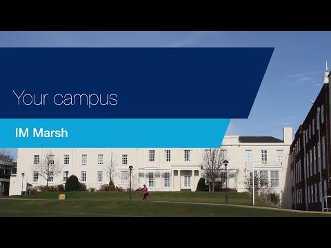 Your campus: IM Marsh
