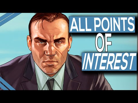 GTA Online Casino Heist Points Of Interest Guide