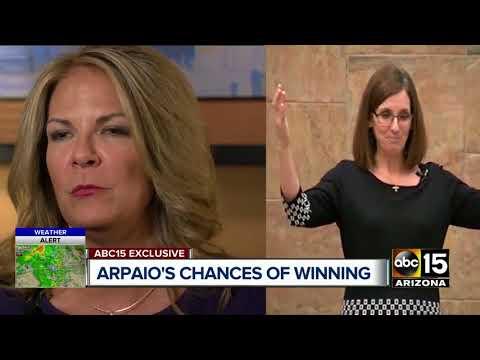 New poll measures Joe Arpaio's chances of winning senate race