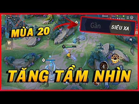 Hướng Dẫn Tăng Tầm Nhìn Liên Quân Bật Camera Siêu Xa Mùa 20 - Jin TV - Hướng Dẫn Tăng Tầm Nhìn Liên Quân Bật Camera Siêu Xa Mùa 20 - Jin TV