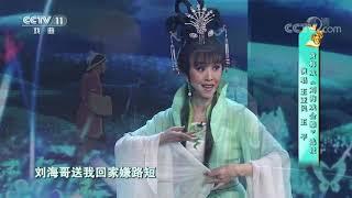 [梨园闯关我挂帅]黄梅戏《刘海戏金蟾》选段 演唱:王亚民 王平  CCTV戏曲