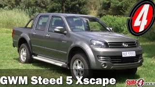 2014 GWM Steed 5 Xscape | New Car Review