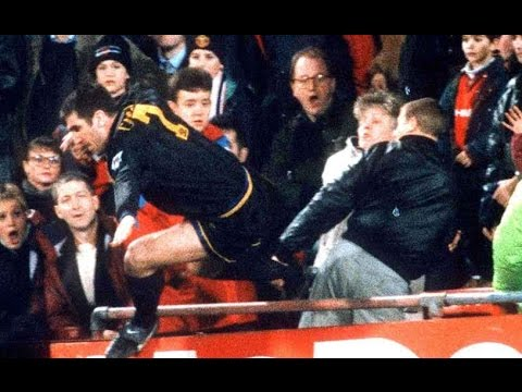 A subreddit dedicated to people freaking out, melting down, losing their cool … Eric Cantona Kung Fu Kick On Crystal Palace Fan Youtube