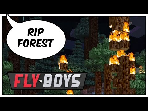 Minecraft - Fly Boys! - Red Team Meeting! - Episode 38