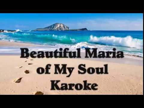 Beautiful Maria for karoke
