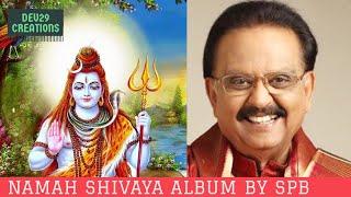 Namah Shivaya | Lord shiva songs by SPB | Om Namah Shivaya by Dr. SP. Balasubramaniyam
