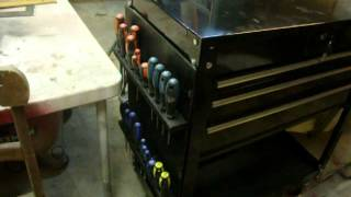 Donnie D's Us General 4 Drawer Tool Cabinet