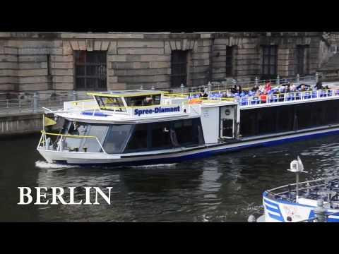 Berlin city tour visit