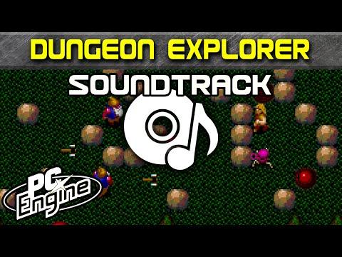 Dungeon Explorer soundtrack | PC Engine / TurboGrafx-16 Music