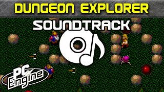 Dungeon Explorer soundtrack | PC Engine / TurboGrafx-16 Music