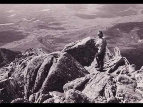 Appalachian Trail ~ 100 Mile Wilderness ~ Mount Katahdin ~ Maine 1994