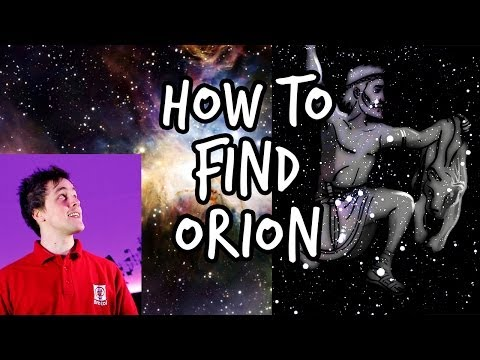 How to find Orion | Night Sky Guide | We The Curious
