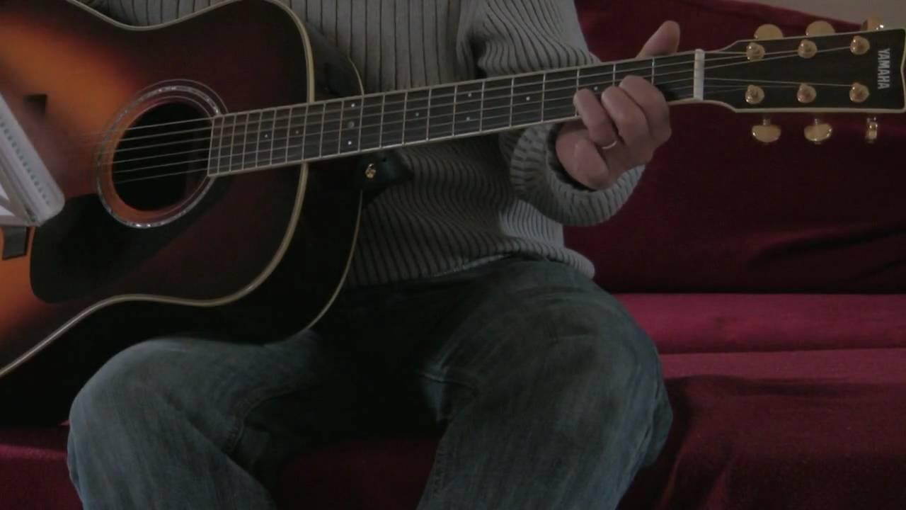 partition guitare quand revient la nuit