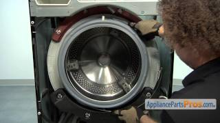 washer gasket part 4986er0004f how to replace
