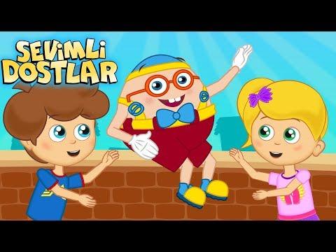 Yumurta Kafa ve Sevimli Dostlar ile 75Dk Çizgi Film Çocuk Şarkıları   Kids Songs and Nursery Rhymes