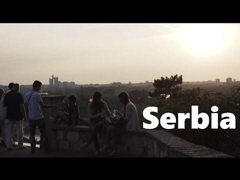 Belgrade, Serbia 4K(Sony A6300, Beholder MS1)