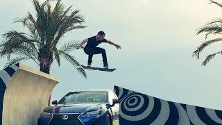 Lexus Hoverboard (Imágenes oficiales)