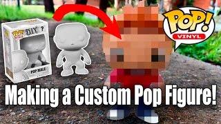 Making a Custom DIY Pop Figure! #1