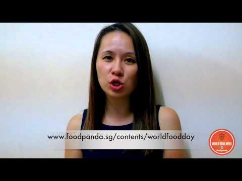 World Food Week 2015  | Miss Tam Chiak