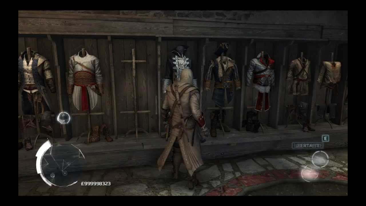 All Assassins Creed 3 Outfits