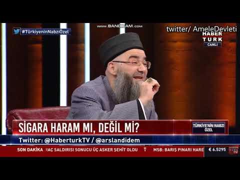 Sigara Haram mı? Diyanet'in kararına Cübbeli Ahmet'in cevabı