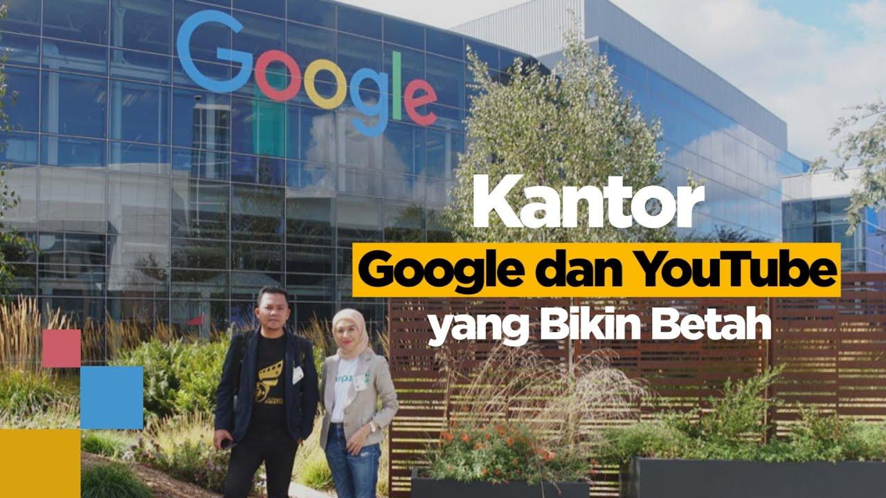 Saatnya kumparan Mengunjungi Kantor Pusat Google dan Youtube di Amerika Serikat! - YouTube